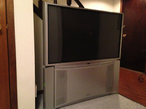 "55"" Hitachi TV - Excellent Condition and Works Perfectly"