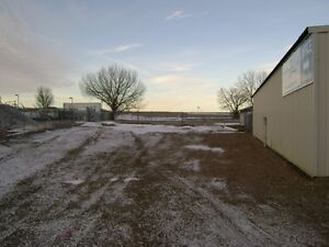 Large fenced compond for rent in the sw industrial area