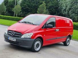 2014 Mercedes-Benz Vito 2.1 113 CDI 136 BHP Auto PANEL VAN Diesel Automatic