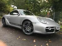 Porsche Cayman 2.7 987 2dr PETROL MANUAL 2007/57