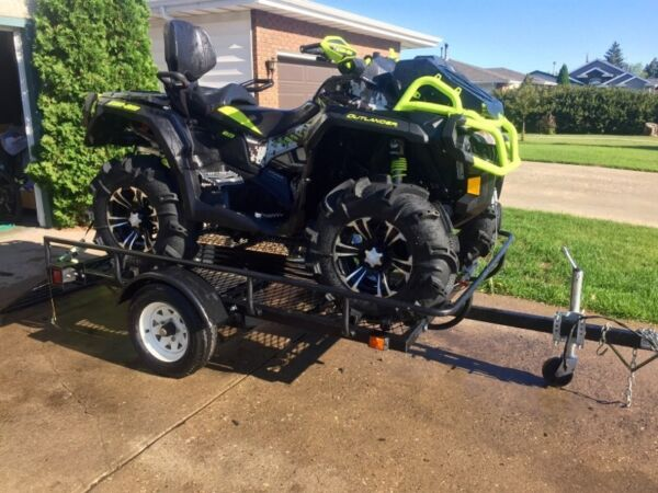 Used 2015 Can-Am outlander