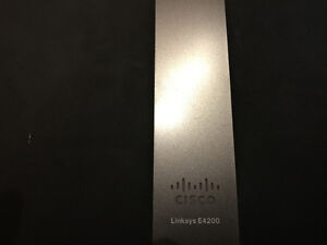 Linksys 4200 Router