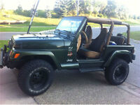 1997 Jeep Wrangler, Perfect For Summer