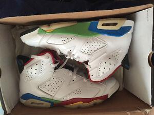 Jordan 6 - Beijing Olympic - Size 12 Looking for size swap