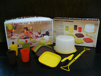Tupperware Collectible - Mini Party set