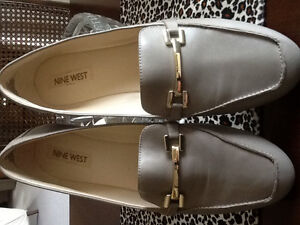 Brand new NINE WEST loafers