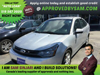 Ford Focus SES - Get a Car Loan Today. No Downpayment Required. Windsor Region Ontario Preview