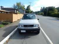 MUST SELL 1991 GEO TRACKER AUTOMATIC TRANSMISSION !!