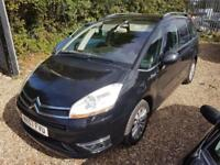 Citroen Grand C4 Picasso 2.0HDi 16v EGS Exclusive, 7 Seater Auto, Cambelt Done