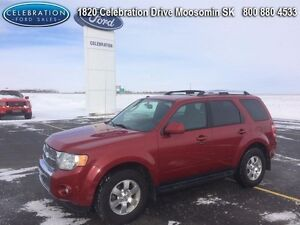 2011 Ford Escape Limited   ONE OWNER