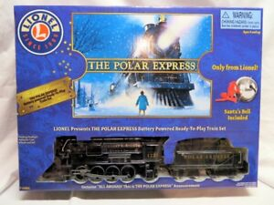 Lionel POLAR EXPRESS, Ready 2 Play, Childs Train Set, New in Box
