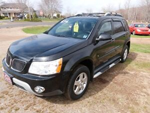 2007 Pontiac Torrent Sport SUV, Crossover