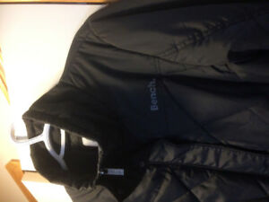 Bench jacket sz xl & hooded jacket sz xl both New