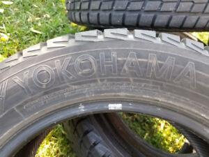 Yokohama Ice Giuard IG51V 4 pneus d'hiver 255/55/R18 109T