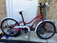 "Girls bike Apollo 20"" brand new"