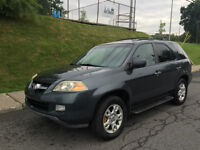 2006 ACURA MDX , 4X4 ,AUTOMATIQUE, 7 PASSAGERS, CUIR, TOIT ,MAGS
