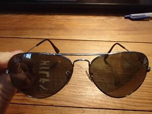 Ray Ban  glasses Aviator frame only Windsor Region Ontario image 1
