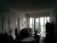 2 bedroom 2 bathroom condo for rent in Mississauga for $1850