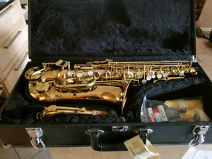 Saxophone for sale great starter sax