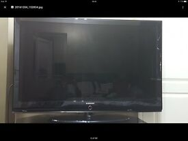 "Samsung 52"" LCD - Home cinema TV"