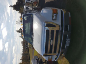 2005 Ford F 650 Flatbed