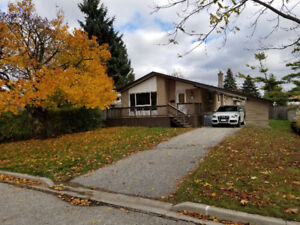 Pickering Go - Main Floor House For Rent - Must See