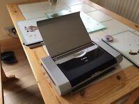 Canon Pixma IP90 portable printer