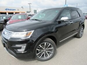 2017 Ford Explorer PLATINUM 3.5L V6 ECO 600A