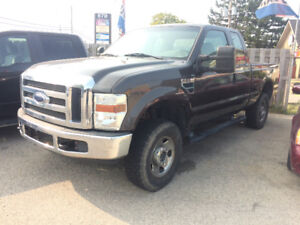 2008 Ford F-250 * EXTENDED * 4 x 4 * AS IS SPECIAL *