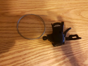 Shimano deore front 2x shifter