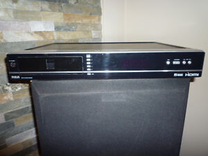 DVD CD and MP3 player for 5 disks Peterborough Peterborough Area image 1