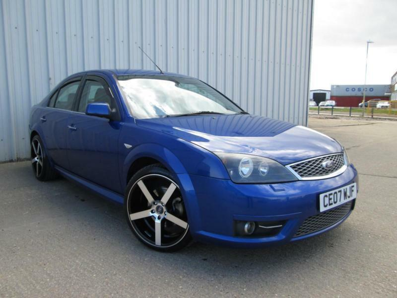 2007 FORD MONDEO ST 2.2 TDCI 155 (