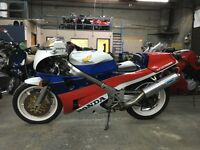 Honda RC30 1988 Moto de Collection