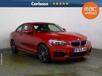 2019 BMW 2 Series 218i M Sport 2dr [Nav] COUPE Petrol Manual