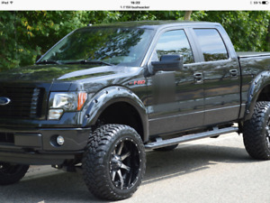 Ford f150 tours d aile