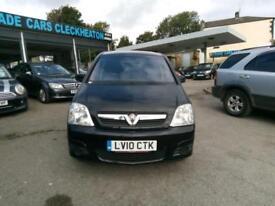 Vauxhall Meriva 1.6i 16v Active 5 DOOR - 2010 10-REG - FULL 12 MONTHS MOT