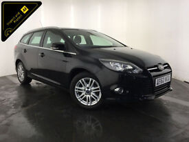 2013 FORD FOCUS TITANIUM TDCI ESTATE 1 OWNER FORD SERVICE HISTORY FINANCE PX