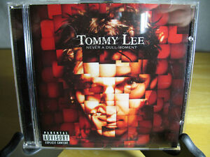 """Tommy Lee, """"Never a Dull Moment"""",  CD"""