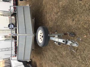 2 place Snowmobile/Quad trailer