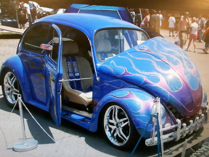 Looking for a Custom VW Beetle cash in hand | Classic Cars | St ...