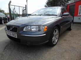 2005 Volvo S60 2.0 T SE 4dr Auto PX WELCOME 4 door Saloon