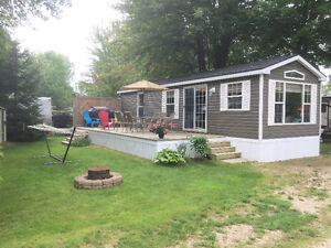 Northlander Cottager Escape - 2012 - 1 BR + den
