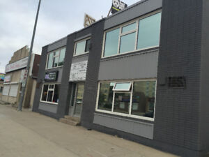 600 Sq Ft AND/OR 800 Sq Ft  OFFICE FOR LEASE ON NOTRE DAME
