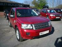 LAND ROVER FREELANDER 2 TD4 * LEATHER * AUTOMATIC * EXCELLENT*