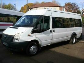 FORD TRANSIT 17 SEAT MINIBUS EU COC CERTIFICATE OF CONTFORMITY DIGTAL TACHO PSV