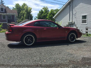 2003 Ford Mustang V6 Coupe (2 door)