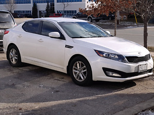 Accident Free Kia Optima 2013