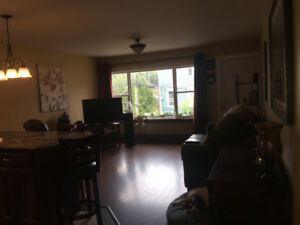 1 BEDROOM RENOVATED, HEAT AND HOT WATER INCL