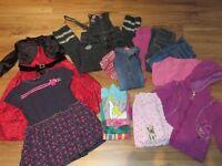 Lot de vêtements pour fille 5 ans