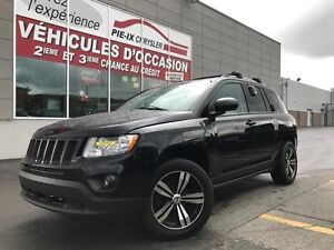 Jeep Compass 4WD 4dr NORTH+4X4+MAGS+A/C+GR.ELEC+WOW! 2012